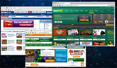 Real Money Games Sites