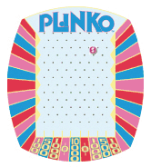 Pachinko Is Very Much Like Plinko