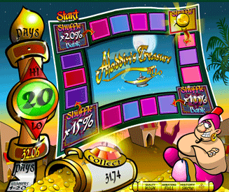 Aladdin's Treasure Screenshot