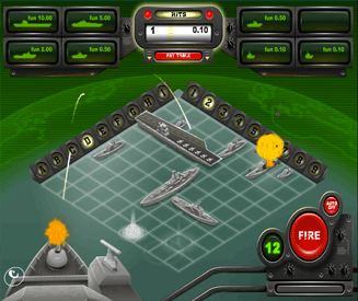 Battle Cash Bonanza Screenshot