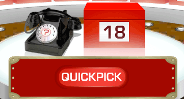 Deal or No Deal Quickpick