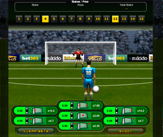 Football: In Between Screenshot