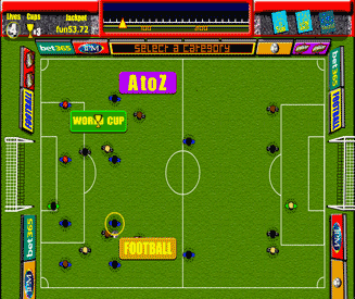 Football Quiz Screenshot