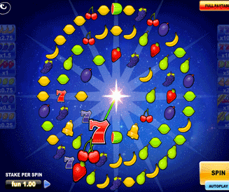 Fruity Supernova Screenshot