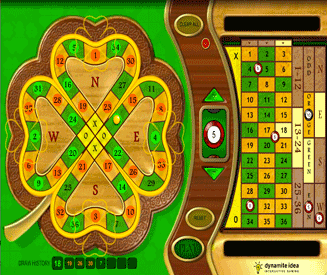 Golden Clover Screenshot