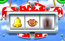 Pachinko Mini Slot Feature