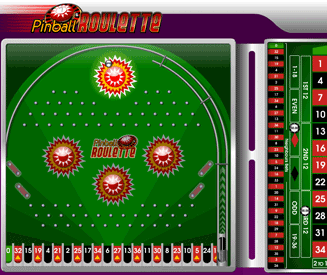 Pinball Roulette Screenshot