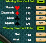 Poker Bet Side Bets Examples