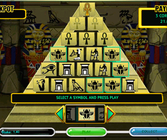 Pyramid Screenshot