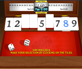 Shut The Box Screenshot